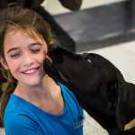 Take the stress out of Traveling at SFO with a Certified Therapy Dog!